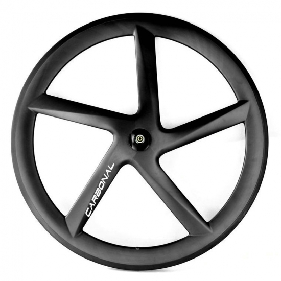 carbon 5 spoke wheels